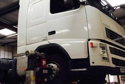 commercial vehicle repairs newcastle