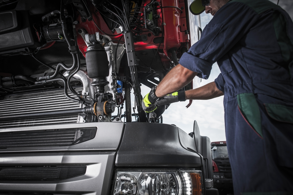 Commercial Vehicles Servicing & Repairs