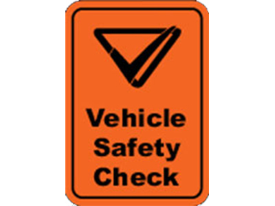 vehicle safety check